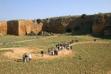 Cuevas de la Batida (Carmona)