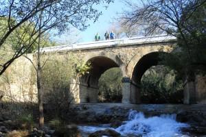 Puente de Algeciras (Sendero del Águila - Hornachuelos)